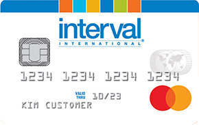 Interval World Mastercard® Credit Card